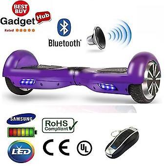 "H1 - 6,5 ""ökända lila Bluetooth Segway Hoverboard"