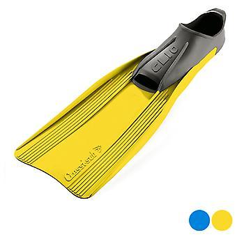 Snorklaaminen Fins Cressi-Sub Clio