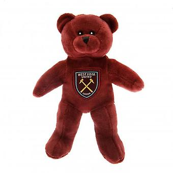 West Ham United Mini Bear