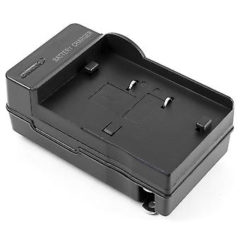 AC Battery Charger for Sharp BT-H21U BT-H22U BT-H32 BT-H42 DR-9 PR-022 SBT-22 VL-A10 VL-A10E VL-A10H VL-A10U VL-A110U