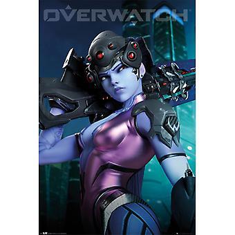Overwatch Widow Maker Maxi Juliste