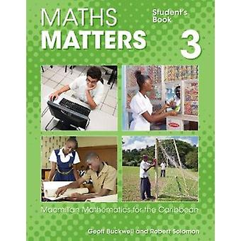 Maths Matters Student's Book 3 by Robert C Solomon - 9780230029897 Bo