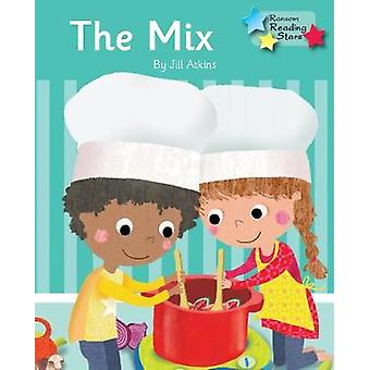 The Mix - Phonics Phase 3 - 9781785918834 Book