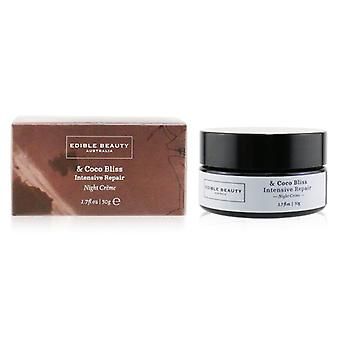 Edible Beauty & Coco Bliss Intensive Repair Night Creme - 50g/1.7oz