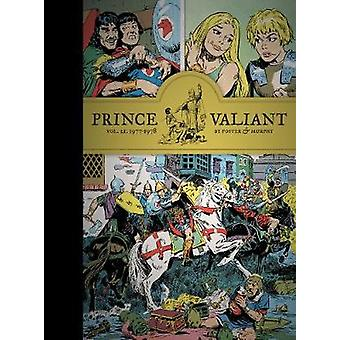 Prince Valiant Vol. 21 - 1977-1978 by Hal Foster - 9781683963288 Book