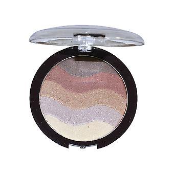 SUNkissed Glimmer Bronzing Compact 19.5g - Dark