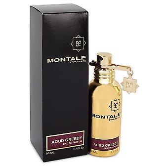 Montale Aoud Greedy Eau De Parfum Spray (Unisex) By Montale 1.7 oz Eau De Parfum Spray