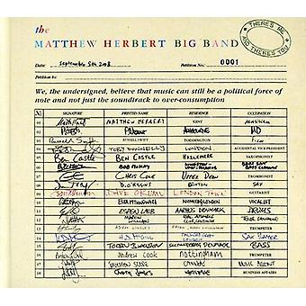 Matthew Herbert Big Band - There's Me & There's You [CD] USA import