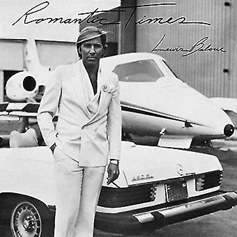 Lewis - Romantic Times [Vinyl] USA import