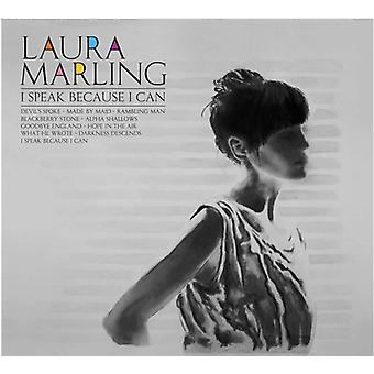Laura Marling - I Speak Because I Can [Vinyl] USA import