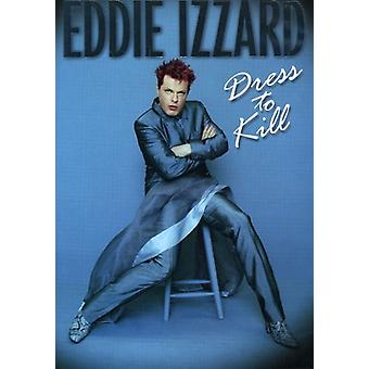 Eddie Izzard - Eddie Izzard: Dredded to Kill [DVD] USA import