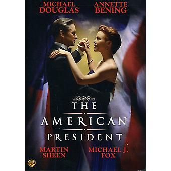 American President [DVD] USA import