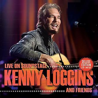 Loggins*Kenny - Live on Soundstage [CD] USA import