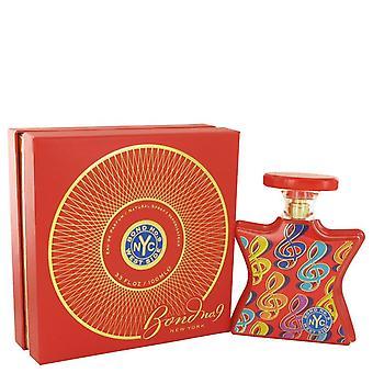 eau de parfum del lado oeste pulverizado por unión no 9 456090 100 ml