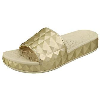 Ash Splash Womens Slide Sandals in Ariel