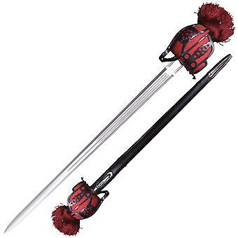 الباردة الصلب الاسكتلندي السيف العريض