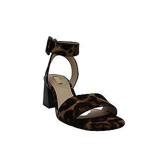 Louise Et Cie Womens Kaden Leather Open Toe Casual Ankle Strap Sandals
