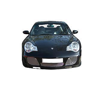 Porsche 996 Turbo + C4S - Ensemble calandre avant (2000 à 2004)