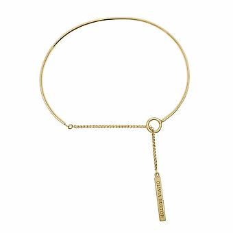 Olivia Burton Watches Obj16enb07 Engraveable Drop Bar Bracelet Gold