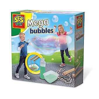 SES Creative - Barnens Mega Bubbles Blower 5-12 år (flerfärg)