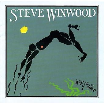 Steve Winwood - Arc of a Diver [CD] USA import