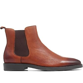 Jones Bootmaker Mens Classic Leather Chelsea Boot