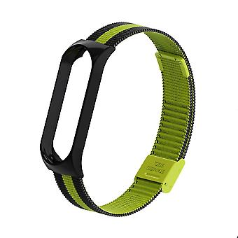 Metal Bracelet Screwless Strap Mi Band 3/4/5