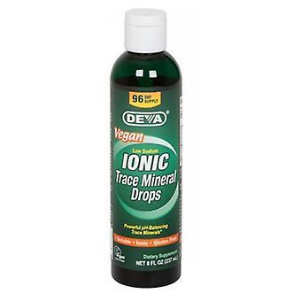 Deva Vegan Vitamins Trace Mineral Drops, Ionic 8 fl oz
