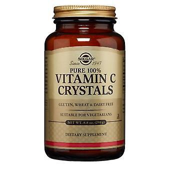 Solgar Vitamin C Crystals, 8.8 oz