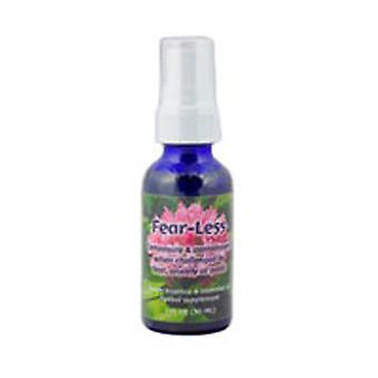 Flower Essence Tjänster Fear-Mindre Spray, 1 oz