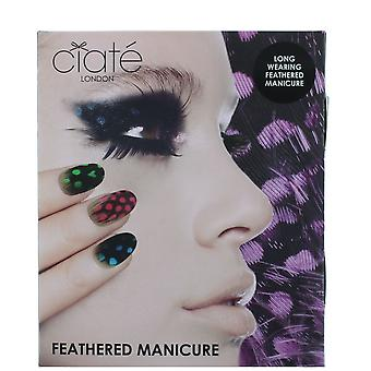 Ciate Feathered Manicure Kit All A Flutter