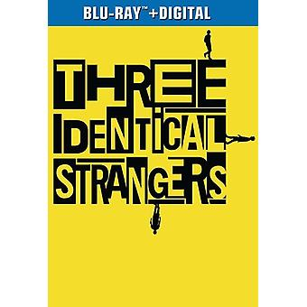 Three Identical Strangers [Blu-ray] USA import