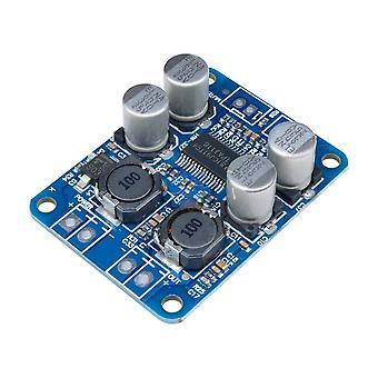 Dc8-24v Tpa3118 Pbtl 60w, Mono Digital Audio Amplifier Board For Arduino