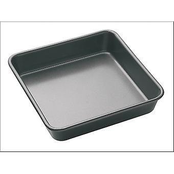 Kitchen Craft Master Class Non Stick Square bake Pan 23cm KCMCHB13