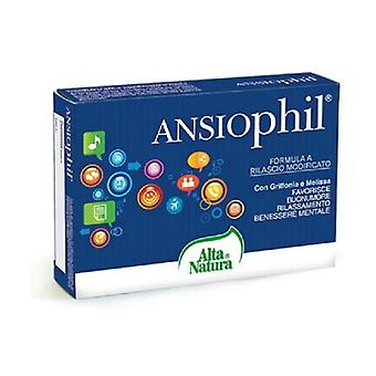 Ansiophil 15 tablets of 850mg