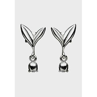 Kalevala Earrings Women's Lily of the Valley Silver 2667770T