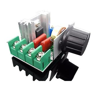 Dimmer 220v Silicon Controlled Rectifier Scr Voltage Regulator Speed Control