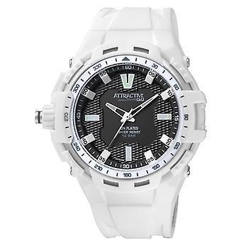 Q&q watch stylish sport collection ion plated da70j005y