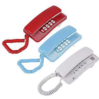 Mini Wall Mount Vaste lijn extensie telefoon