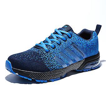 Zapatos para Jogging al aire libre para hombre 8702 Azul