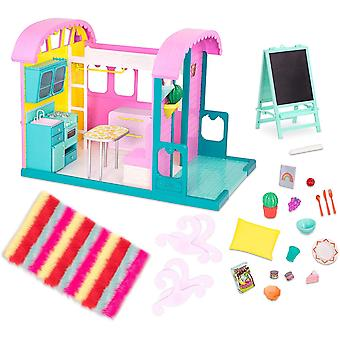 Glitter Girls GG57184C1Z Battat & GG House Playset for Kids Ages 3 and Up