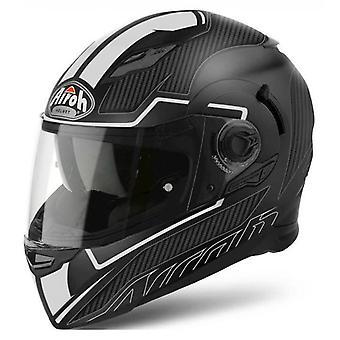 Airoh Helm Bewegung Full Face-Faster White Matt