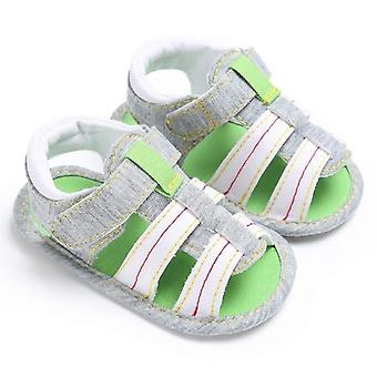 Baby Boys Sandals Canvas Soft Sole Shoes