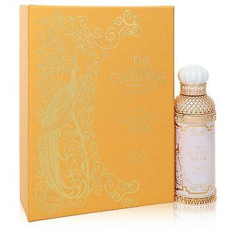 The majestic musk eau de parfum spray (unisex) by alexandre j 554349 100 ml
