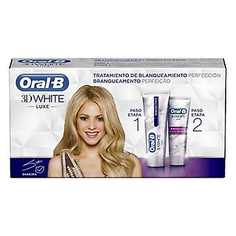 Oral B Accelerator Whitening 3D White Luxe 2 Units