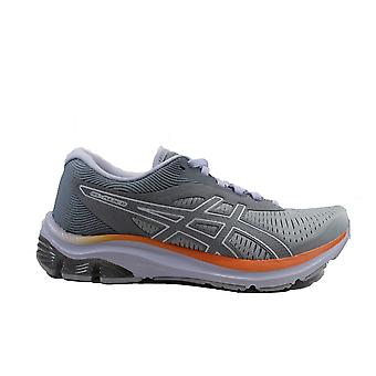 Asics Gel-Pulse 12 Grey/Rock Mesh Womens Lace Up Running Trainers