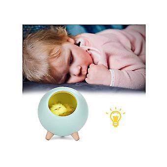 Süße schlafende Katze Nachtlicht, Mädchen Schlafzimmer Nachtlicht, Baby schlafen Kätzchen Lampe