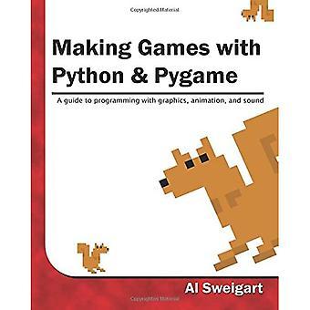 Pelien tekeminen Python & Pygamen kanssa