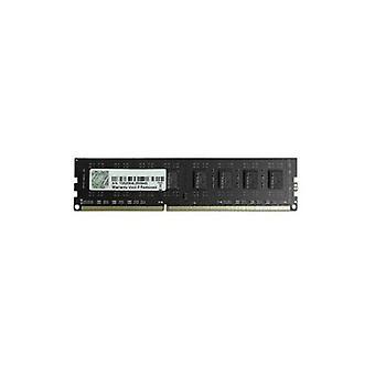 G Compétence 8 Go Pc3 12800 Ddr3 1600Mhz Kit mémoire de valeur nonbuffered