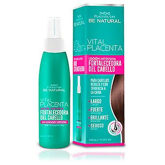 Be Natural Vital Placenta Intensive Hair Strengthening Lotion 100 ml